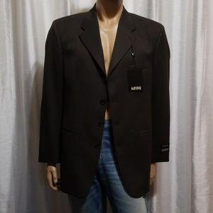 NEW KASPER 4-button blazer jacket 44reg